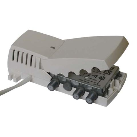 Усилитель ТВ сигнала Terra HA 129 антенный вход / выход, 27/36 dB