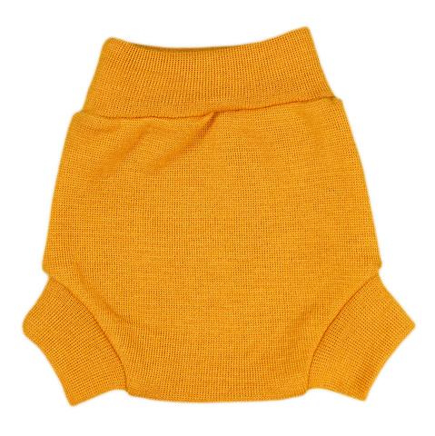 Однослойные пеленальные штанишки (M, Шафран)