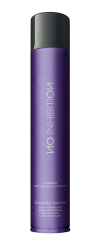 Лак объема volumizer hairspray NO INHIBITION