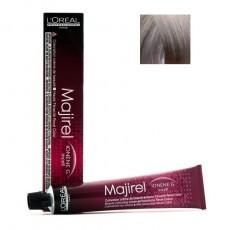 L'Oreal Professionnel Majirel: 9.12 очень светлый блондин пепельно-перламутровый - крем-краска Мажирель, 50мл
