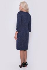 <p><span>Идеальное платье для офиса! Комфортное платье, впишется в любую деловую атмосферу. Длина: 44-52р - 96-101см</span></p>