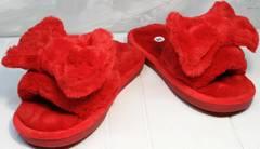 Купить красивые женские тапочки Yes Mile A-08 Red Bow.