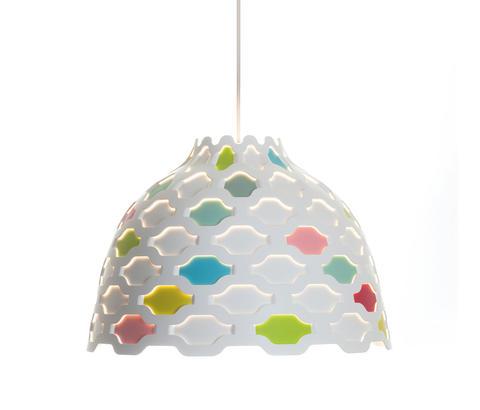 Подвесной светильник LC Shutters by Louis Poulse (разноцветный)