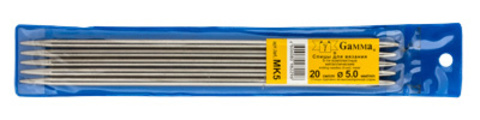 Спицы Гамма 5-ти компл. MK5 металл d 4,0 мм 20 см