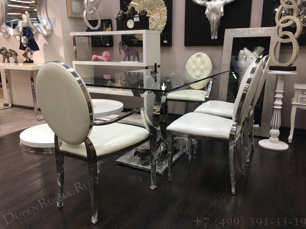 Стол ESF FT151 и стулья ESF Y110С и Y110B