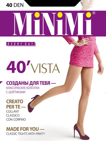 Колготки Vista 40 Minimi