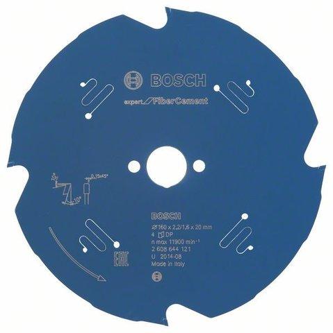 Пильный диск Expert for Fibre Cement 160x20x1,6 мм