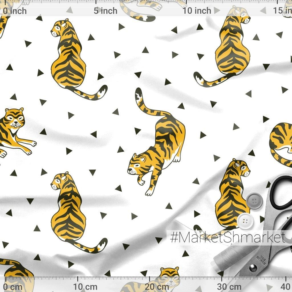 Тигры и геометрия