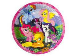 """Тарелки """"My Little Pony"""" 23 см"""