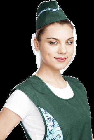 Униформа СУДАРУШКА-Ю зелёный