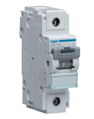 Автоматический выключатель 1P 10kA C-100A 1,5M