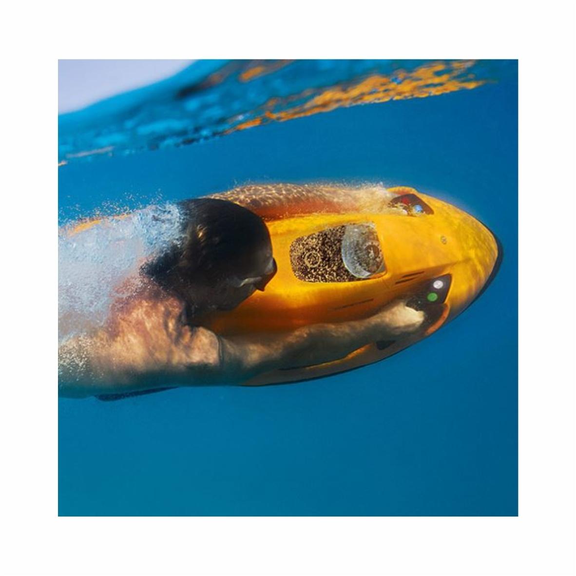 CHROME PACKAGE SEABOB JET / SPECIAL COLOUR