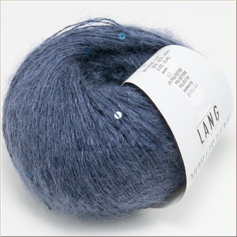 Пряжа MOHAIR LUXE PAILLETTES Lang Yarns