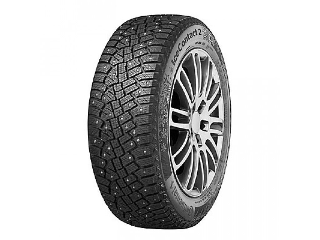 цена на Шины 225/65R17 106T Continental ContiIceContact 2 SUV KD