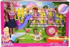 Игровой набор с куклой Барби Воспитатель в детском саду