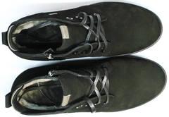 Стильные мужские зимние ботинки на цигейке Ikoc 1617-1 WBN.