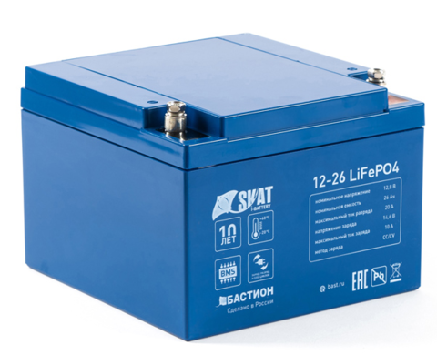 Аккумуляторная батарея Skat i-Battery 12-24 LiFePO4