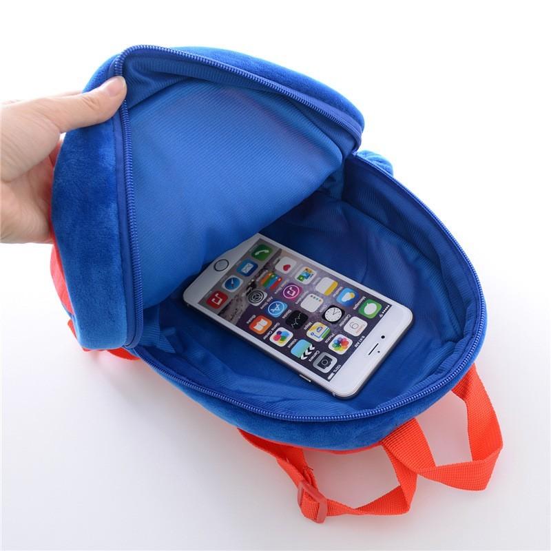 Супергерои детский рюкзак — Super Heroes Backpack