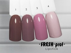 Гель-лак Fresh Prof 10 мл LipStick 02
