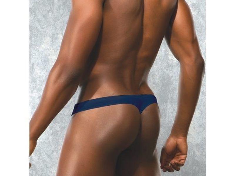 Мужское нижнее белье стринги темно-синие Doreanse 1392