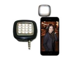 Портативная световспышка для смартфона