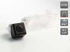 Камера заднего вида для Volkswagen Touran 11+ Avis AVS326CPR (#102)