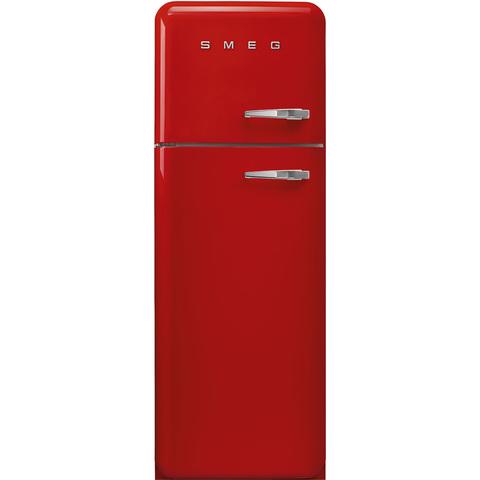 Холодильник с верхней морозильной камерой Smeg FAB30LRD5