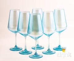 Набор из 6 бокалов для вина «Sandra», 550 мл, фото 3