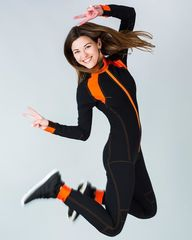 Tunnel suit Skylark female