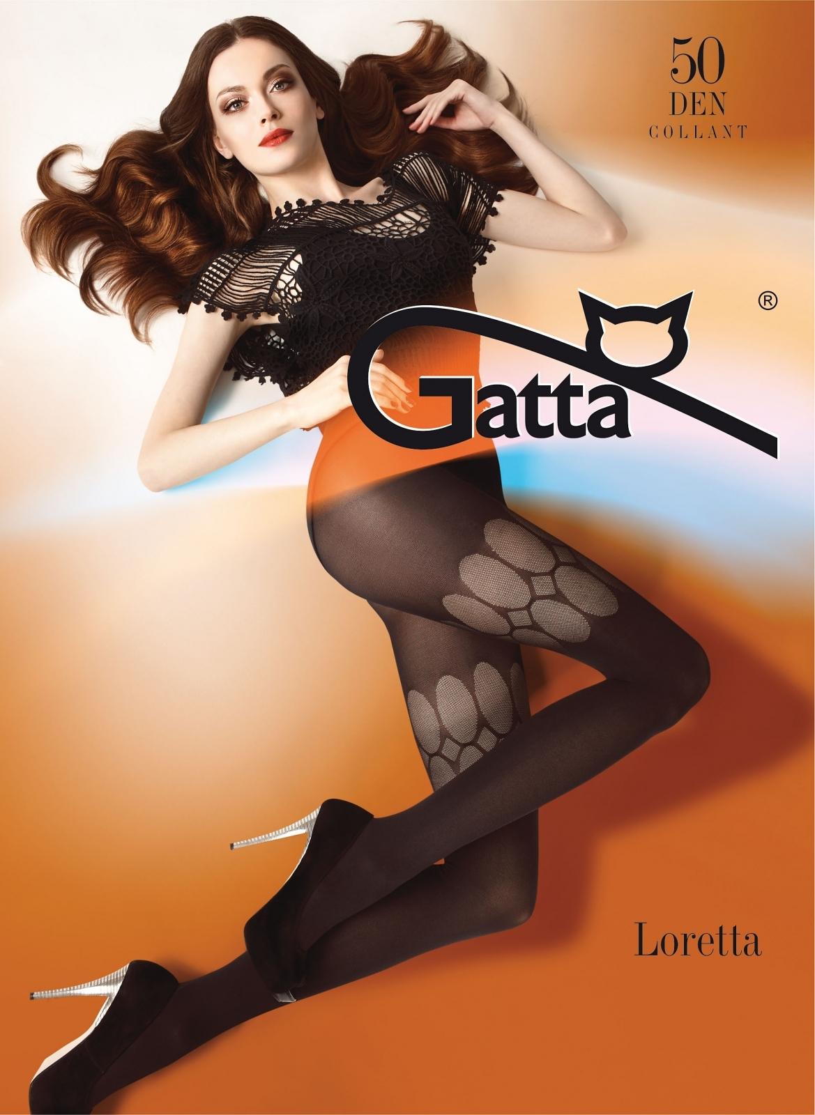 Колготки Gatta Loretta 89