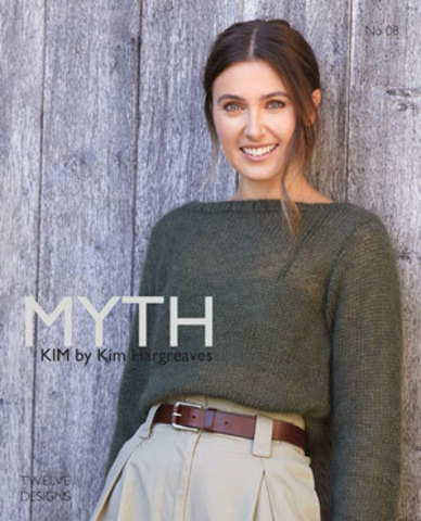 Книга Kim Hargreaves MYTH