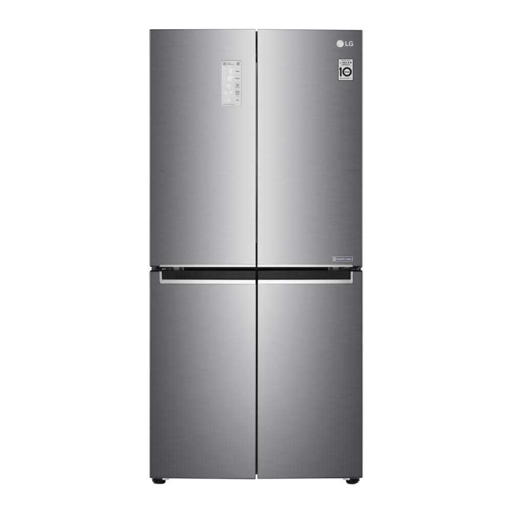 Холодильник LG Side-by-Side с технологией DoorCooling+ GC-B22FTMPL