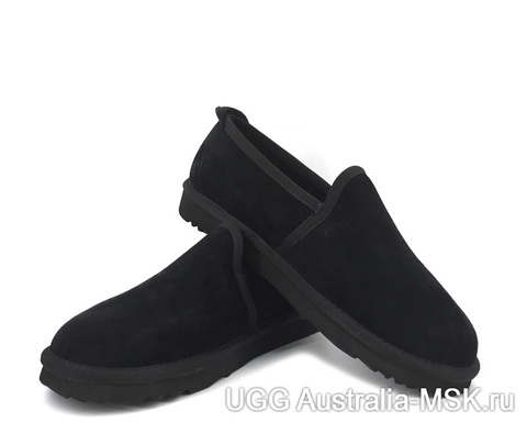 UGG New Men's Black