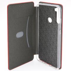 Чехол-книжка для Xiaomi Redmi Note 8T, красный