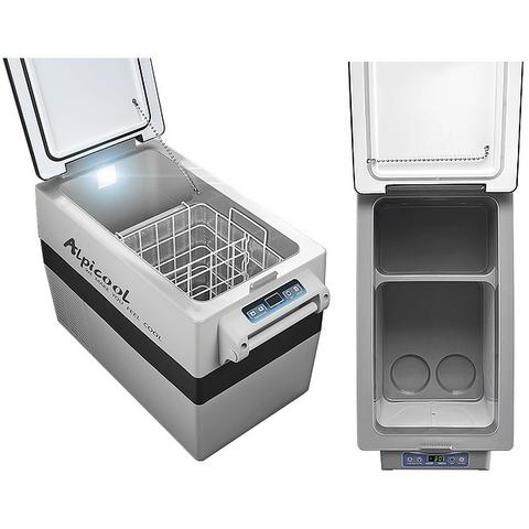Компрессорный автохолодильник Alpicool CF-55 (55 л, 12/24/220)