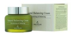 Балансирующий и увлажняющий крем The Skin House Natural Balancing