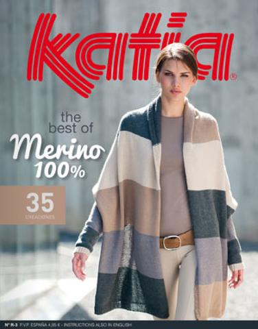 Журнал Special 3 Merino 100 Katia