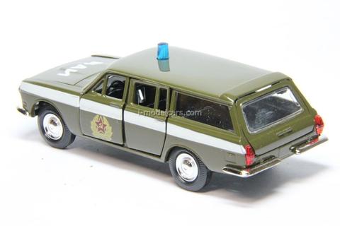 GAZ-2402 Volga VAI Military Vehicle Inspection Agat Mossar Tantal 1:43
