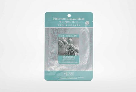 Тканевая маска с платиной Platinum Essence Mask