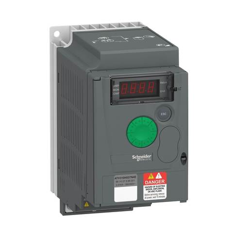 Schneider Electric ATV310H037N4E (0.37 КВТ, 380В, 3Ф)