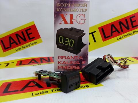 Бортовой компьютер Штат X1-G для Лада Гранта, Калина 2, Приора 2