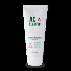 Очищающая пенка ETUDE HOUSE AC Clean Up Daily Cleansing Foam