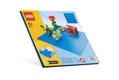Lego Игрушка Синяя строительная пластина (620)