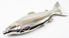 Фляга на ремне «Богатый улов», 800 мл, фото 3
