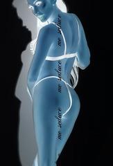 Эротический бикини с бахромой Samantha белый