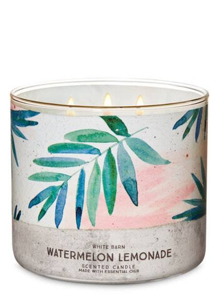 Свеча Bath&BodyWorks Watermelon Lemonade