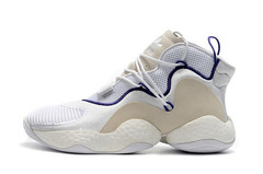 adidas Crazy BYW 'White/Gray'