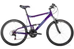 велосипед Crosset FIX 26 фиолетовый