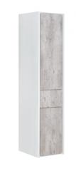 Шкаф-пенал Roca RONDA ZRU9303006 правосторонний, белый