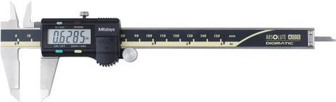 Штангенциркуль с цифровым индикатором с системой AOS и переключением мм/дюймы 150 мм